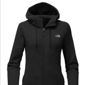 NWT North Face Tech Mezzaluna Hoodie SMALL Black